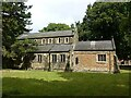 SK5538 : Priory Church of St Anthony, Lenton by Alan Murray-Rust