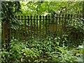 SK5538 : Wright family vault. Lenton Priory Churchyard by Alan Murray-Rust