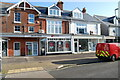 SU5600 : Dental practice and hairdressers in the High Street by Barry Shimmon