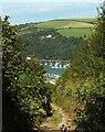 SX8852 : View from Jawbones Hill by Derek Harper