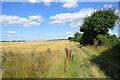TL4248 : Towards Rowley's Hill by John Sutton