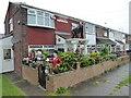NZ3662 : House on Heaton Gardens. Whiteleas, South Shields by Jeremy Bolwell