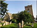 SX8679 : Chudleigh - Parish Church by Colin Smith