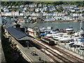 SX8851 : Kingswear - Railway Station by Colin Smith