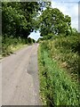 SO7940 : Farm road and footpath by Philip Halling