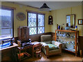 NY0078 : 1940s Living Room, Dumfries Aviation Museum by David Dixon