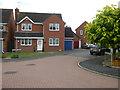SO8651 : Kohima Drive, Norton, Worcestershire by Chris Allen
