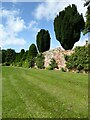 TR0653 : Topiary at Chilham by Philip Halling