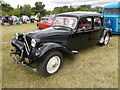 TF1207 : Citroën Traction Avant B Normale at the Maxey Classic Car Show - August 2021 by Paul Bryan