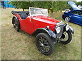 TF1207 : 1934 Austin Arrow at the Maxey Classic Car Show - August 2021 by Paul Bryan