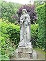 SX7467 : Buckfast Abbey - Gardens by Colin Smith