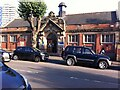SP3481 : Broad Street Library, Foleshill, Coventry by Alan Paxton