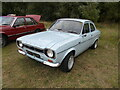 TF1207 : 1971 Ford Escort RS1600 at the Maxey Classic Car Show - August 2021 by Paul Bryan