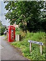 SU8004 : K6 Telephone Kiosk, Bosham Lane by PAUL FARMER