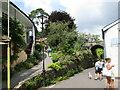 SX8060 : Totnes - Castle Street by Colin Smith