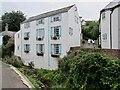 SY3392 : Riverside walk - Lyme Regis by Sarah Smith