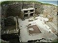 HY2318 : Skara Brae - Dwelling No.1 - View 1 by Rob Farrow