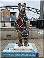 SK3587 : Bears of Sheffield: #11 Stony Point by Graham Hogg