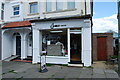 SU5600 : Furniture shop in the High Street by Barry Shimmon