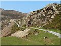 SH7477 : North Wales Path at the Sychnant Pass by Mat Fascione