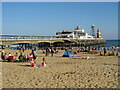 SZ0890 : Bournemouth Pier by Malc McDonald