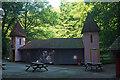 SX8151 : Wizards Palace, Woodlands Family Theme Park by Derek Harper
