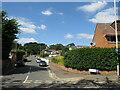 SZ0391 : Courtenay Road, Parkstone, Poole by Malc McDonald