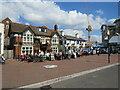 SZ0190 : Pubs on Poole Quay by Malc McDonald