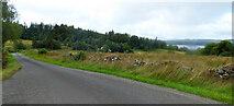 NR9383 : Corra Farm by Thomas Nugent