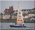 J5082 : Yacht 'Excession' in Bangor Bay by Rossographer