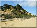 SZ0689 : Branksome Dene Chine beach, near Bournemouth by Malc McDonald