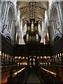 TG2308 : Norwich - Cathedral - Quire by Rob Farrow
