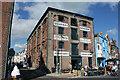 SY6878 : John Deheer's Warehouse, 9 Custom House Quay, Weymouth by Jo Turner