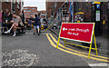 J3374 : Sign, Belfast by Rossographer