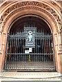SP0787 : Main entrance, Birmingham Magistrates' Courts, Corporation Street by Robin Stott