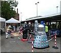 SJ9494 : A Dalek in Hyde by Gerald England