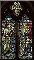 TF2778 : East window, St Martin's church, Scamblesby by Julian P Guffogg