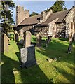 ST4597 : Grade II Listed St Peter's Church, Newchurch, Monmouthshire by Jaggery