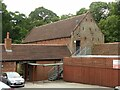 SK5339 : Former Home Farm barn, Wollaton Park by Alan Murray-Rust