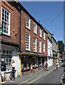 SO6299 : 59 and 60 High Street, Much Wenlock by Bill Harrison