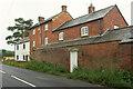 SP1442 : Cottage Farm, Aston Sub Edge by Derek Harper