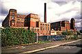 SJ6799 : Leigh Spinners Mills, Leigh by Chris Allen