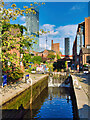 SJ8397 : Rochdale Canal, Lock#92, The Duke's Lock by David Dixon