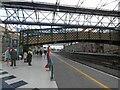 NY4055 : Carlisle Station by Gerald England