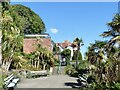 ST1871 : The Italian Gardens, Penarth by Robin Drayton