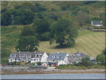 NS0374 : Colintraive, Kyles of Bute by Thomas Nugent