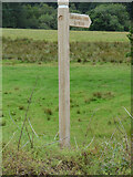 NS0373 : Fingerpost route sign by Thomas Nugent