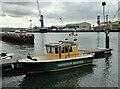 SZ0190 : Harbour Master - Poole by Chris Allen