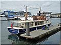 SZ0090 : Dorset Queen, Poole by Chris Allen