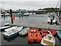 SZ3295 : Lymington Quay by Malc McDonald